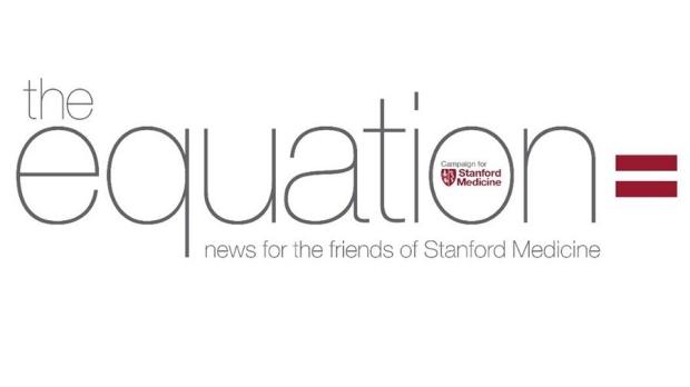 The Equation donor e-newsletter