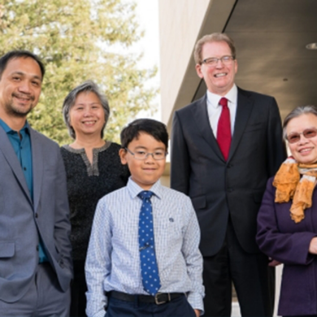 Final Gift to Campaign for Stanford Medicine Honors Parents